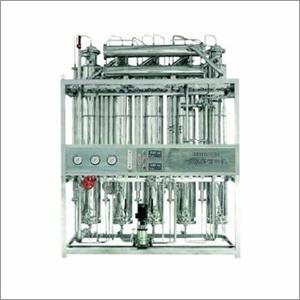 China Multiple Effect Distilled Water Plant on sale