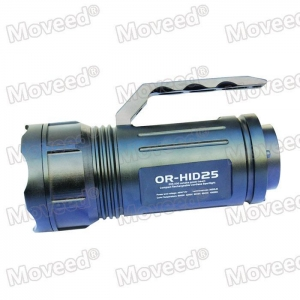China Police Handheld High Intensity HID Searchlight OR-GHID25 MOVEED on sale