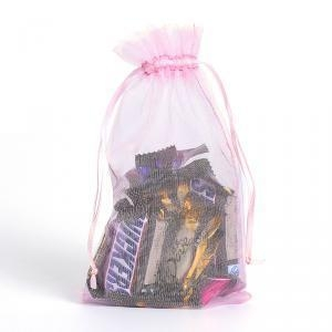 China Candy Pouch/Organza bags/Organza drawstring bags/Organza gift bag on sale