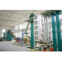 China Rice Bran Extrusion Plant on sale