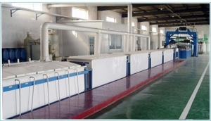 China Wire Galvanizing Line on sale