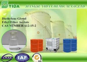 China Colorless Ethylene Glycol Monoethyl Ether Acetate 2-2-Ethoxyethoxy Ethyl Acetate on sale
