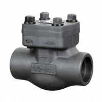 H61H forged steel welding check valve