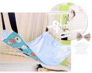 Quality Double-sided printed cartoon cat hammock bed available for sale
