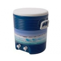cooler box 20L Plastic cooler jug with water faucet