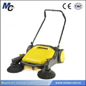 China S480 hand push sweeper on sale