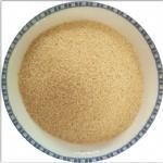 China Dried Garlic granule 26-40mesh G2 or garlic granules on sale