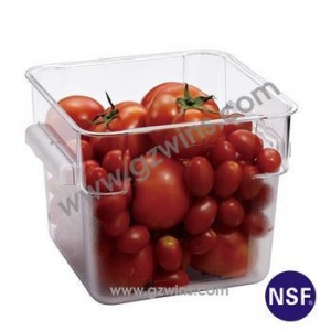 China PC Square Storage Container on sale