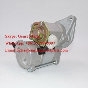 China 1.4KW 12V 11T CW 757-26450 757-21700 Starter Motor Fit Lister Petter LPW Series Engine on sale