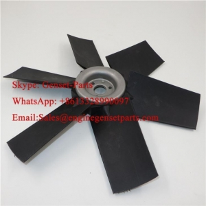 China Replace Lister Petter P751-45740 Engine Radiator Cooling Fan on sale