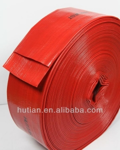 China PVC Lay Flat Discharge Hose Supplier Factory on sale