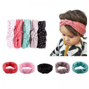 China BBAc-003 Baby Headbands Rabbit Ears Headdress Soft on sale