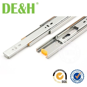 China dtc cabinet hardware 45mm full extension DTC drawer slide on sale