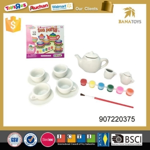China Paint your own educational diy drawing toy on sale