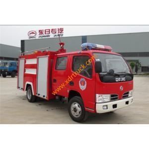 China 3ton Dongfeng Water Foam Optional Firefighting Truck Euro3 on sale