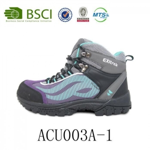 China 2017 Most Popular Trendy Young Fashion Cheap Women's Trekking Shoes on sale