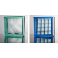 China Colored Glass Block on sale