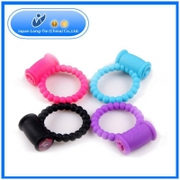 China Vibrating Cock Ring With Good Quality on sale