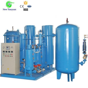 China Nitrogen Gas Generator Unit Plant with 3-2100Nm3/h Flow Capaicty on sale
