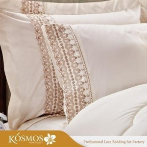 China 9pcs poly cotton king size embroidery custom comforter sets bedding on sale