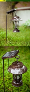 China Mosquitoes solar mosquito killer on sale
