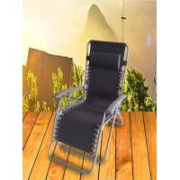 Zero Gravity Folding Reclining Lounge Patio Chair Testilene Fabric with Canopy