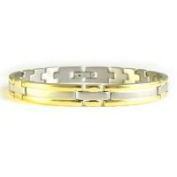 China Stainless steel magnetic bracelet set YSSMB-0027 on sale