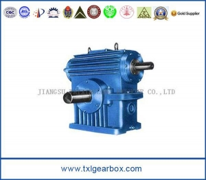 China CWO arc tooth worm gear reducer manufacturer on sale