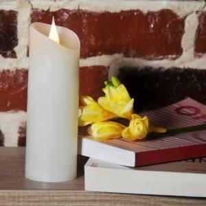 China Most popular 3D led flickering flameless candles on sale