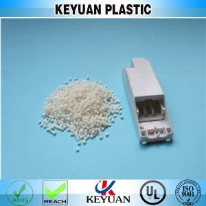 China Pbt Plastic Material Properties For Sale High Performance PBT Resin, PBT+GF/FR on sale