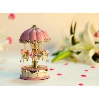 Daily Carousel Music Boxes Suppliers