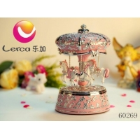 Plating Castle Music Boxes China