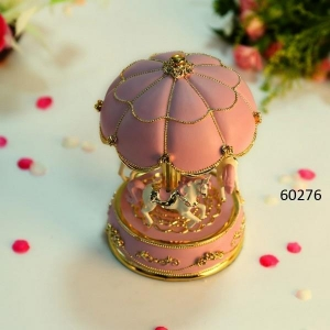 China Carousel Music Box Valentine Gifts on sale