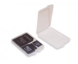 China MicroSD Card Case w/ MiniSD Adapt & Micro SD Adapter Case on sale