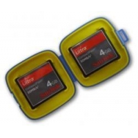 Compact Flash Memory Card Case (Buy 2 and Pay for 1!)
