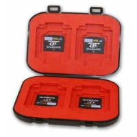 Multi-Format Media Card Case - UFP Plus