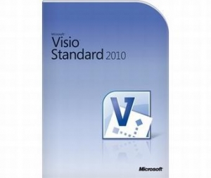 China Visio Standard 2010 SP1 Product Key on sale