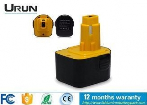 China Rechargeable NiMH NiCd Battery , Power Tool Replacement Battery 12V 3000mAh on sale