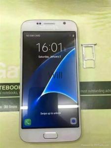 China New copy/clone /replica Samsung galaxy s74G 800 megapixel quad-core processors on sale
