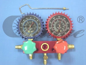 China Testing Manifold Gauge Sets HS-PS-C(QAL) on sale