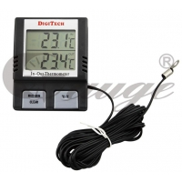 Digital Indoor & Outdoor Thermometer AT-E-11