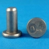 China Flat Head Solid Rivet for sale