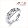 China Myshine jewellery latest designs of silver rings 925 italian silver ring for sale