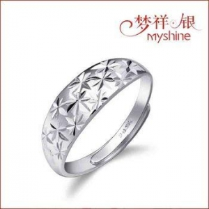 China Myshine jewellery latest designs of silver rings 925 italian silver ring on sale