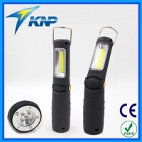 Rechargeable Flexible 3W COB+5 LED Magnetic Work Lights
