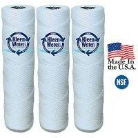 China Three High Temperature String Wound Water Filter Cartridges on sale