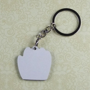 China Sublimation Blank MDF Keyring MN-MKN1 on sale