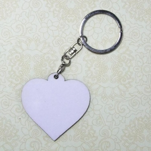 China Sublimation Blank MDF Keyring MN-MKV1 on sale