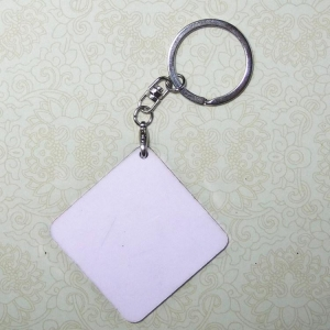 China Sublimation Blank MDF Keyring MN-MKW1 on sale