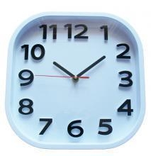 China 7 Inch 3D Table Clock on sale